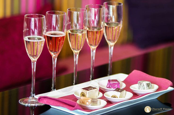 The novel art of Champagne and Nougat tasting at The House of JC Le Roux, Stellenbosch