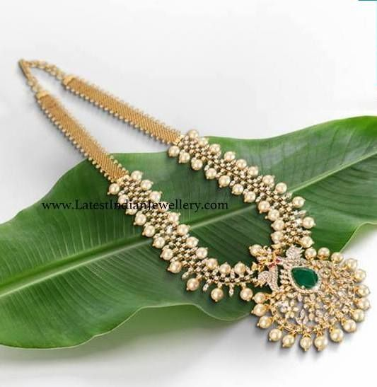 Eternal Diamond Traditional Necklace