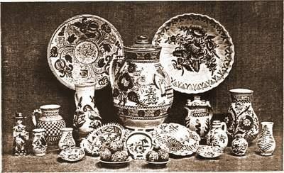 Slovak Pottery