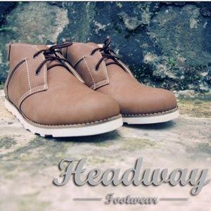 sepatu canvas lushbrown