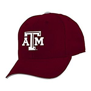 Amazon.com : NCAA Youth Boys 8-20 Texas A&M Aggies Basic Structured Adjustable Cap, 1S : Sports & Outdoors