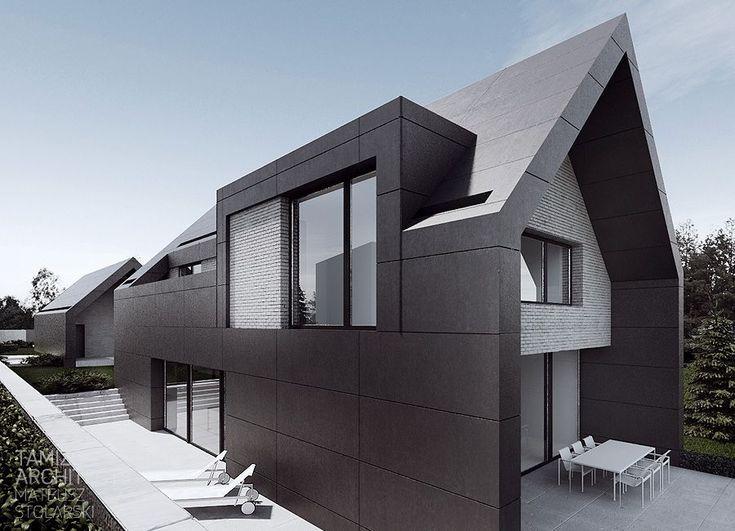 toit ouvrant maison best le noir et blanc luhonneur pour cette atypique maison en bois le with. Black Bedroom Furniture Sets. Home Design Ideas