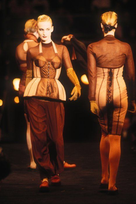 124 best images about jean paul gaultier on pinterest for Pret a porter history