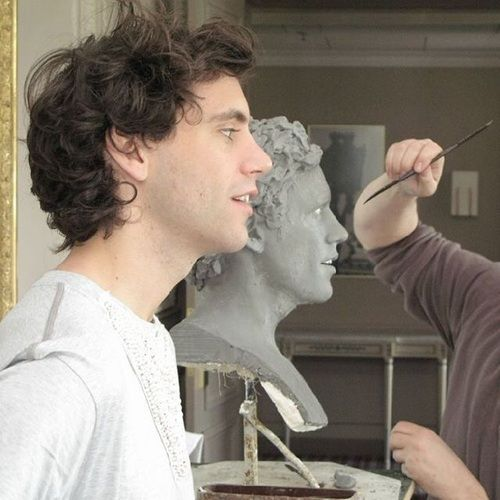 Mika for Grevin wax museum