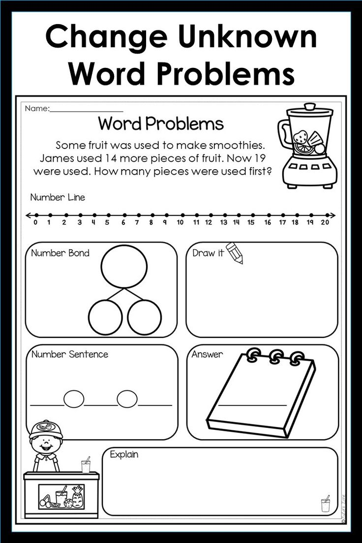 Addition And Subtraction Word Problems Bundle Distance Learning Word Problems Subtraction Word Problems Word Problems Kindergarten Addition word problems 10