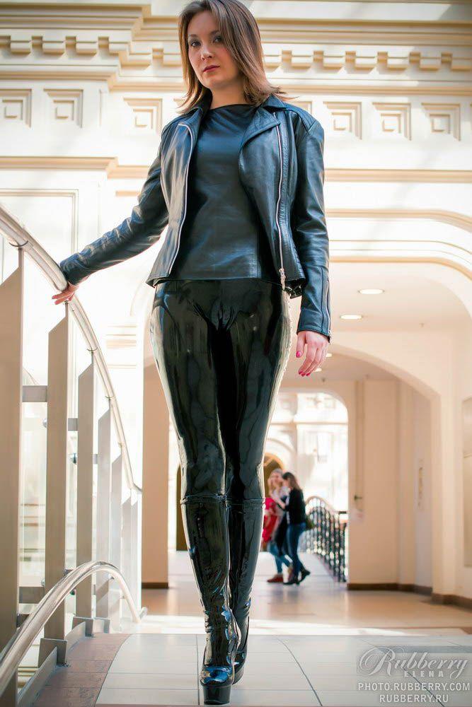 Latex, Leather and HighHeels. GUM. Moscow. Сексуальная одежда из кожи и латекса http://rubberry.ru/  Welcome to my new photo site http://photo.rubberry.com/  Model: Elena Rubberry  #rubberry #latex #leather #fetish #highheels #model #sexy #gum #public #moscow #латекс #фетиш #кожа #одеждаизкожи #одеждаизлатекса #модель #гум