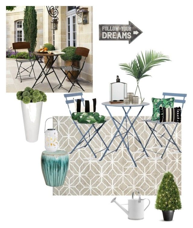 Kinga erkély by reka-palyi on Polyvore featuring interior, interiors, interior design, home, home decor, interior decorating, Garden Trading, Majestic Home Goods, Improvements and Sass & Belle