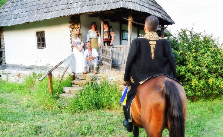 weeding traditions (Elena și Tudor)