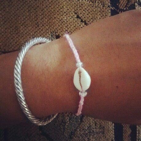 Bracelet brésilien by me