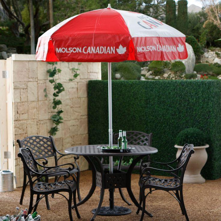Patio Umbrella   From Hayneedle.com