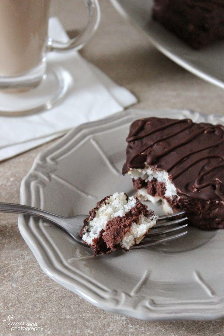Sünis kanál: Kókuszos-mascarponés csokiszelet