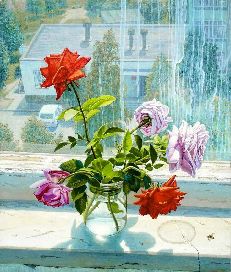 Paint Window Sill Interior: 244 Best Window Sills Images On Pinterest