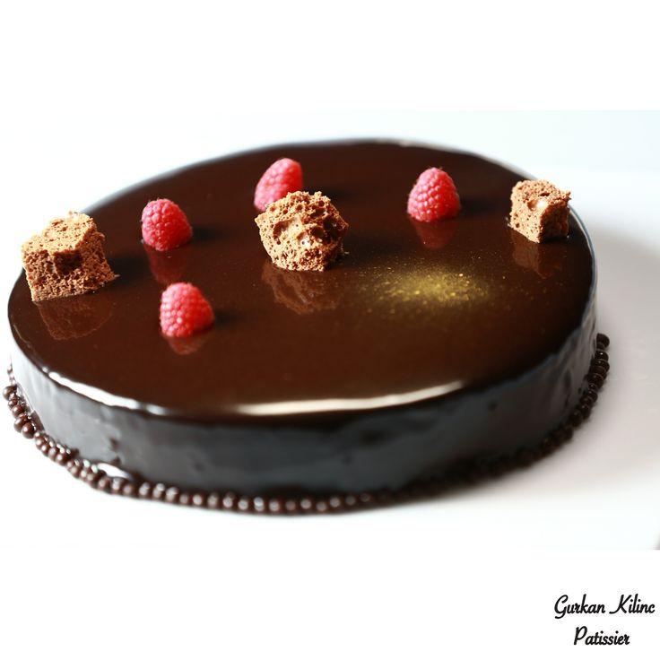 Raspberry & Salted caramel chocolate