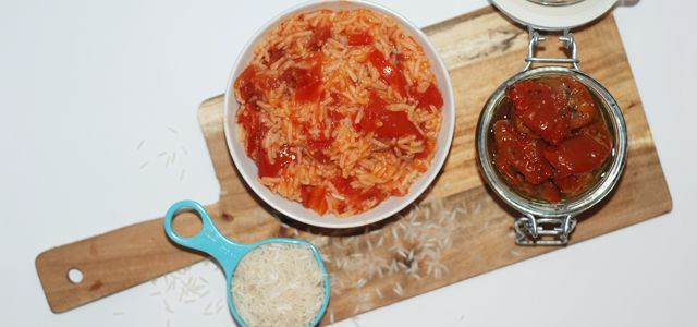 Tomatenrijst