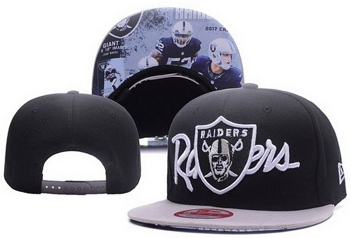 2017 New NFL Oakland Raiders Snapback Hats|only US$6.00 - follow me to pick up couopons.