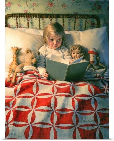 """""""Story Time"""" by Kathy Lawrence"""