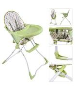 Baby High Chair Infant Toddler Feeding Booster Seat Folding Safe Portable  - $49.95