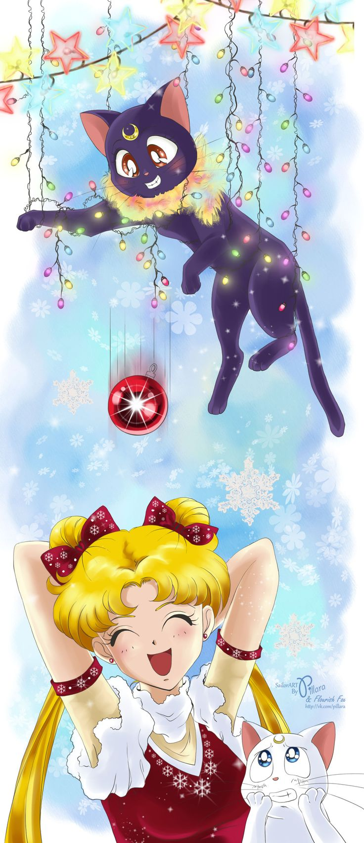 Best 25 animated christmas wallpaper ideas on pinterest - Princess luna screensaver ...