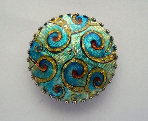 Torch-Fired Enameling -