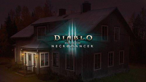 Last month, gamers applied for the chance to play Diablo III in one of Sweden's most haunted locations—the rectory at Borgvattnet! Diablo, August 2017