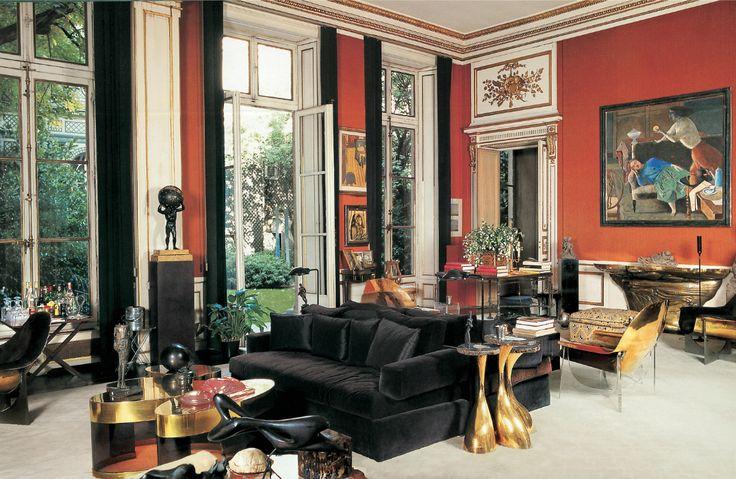 Henri Samel Paris Apartment