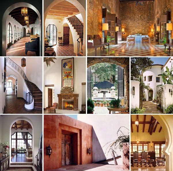 Chpt 14: Spanish Colonial Revival Board