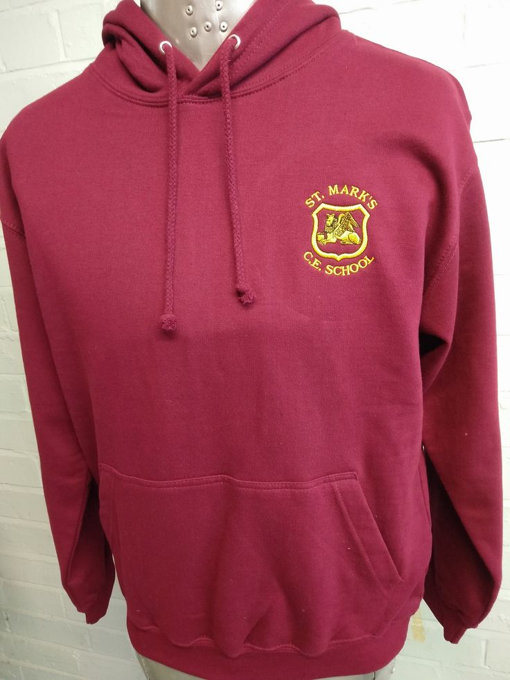 Custom school hoodies