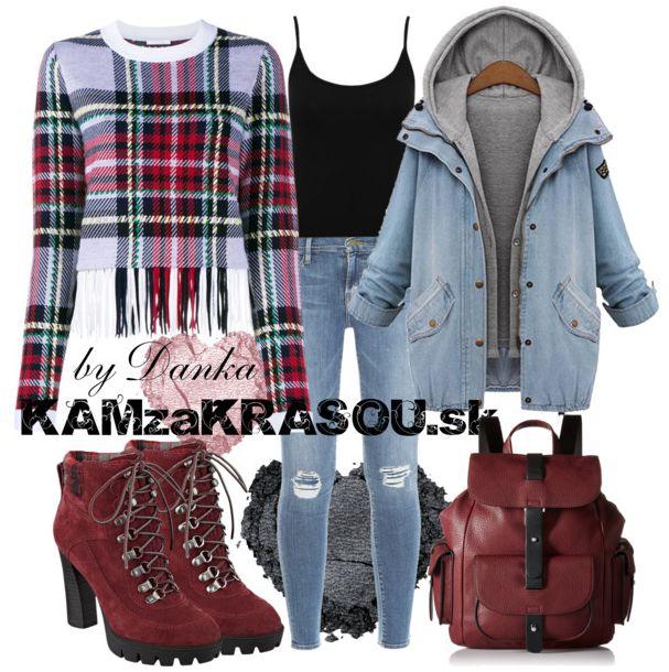 #kamzakrasou #sexi #love #jeans #clothes #dress #shoes #fashion #style #outfit #heels #bags #blouses #dress #dresses #dressup #trendy #tip #new #kiss #kisses  S koženým batôštekom - KAMzaKRÁSOU.sk