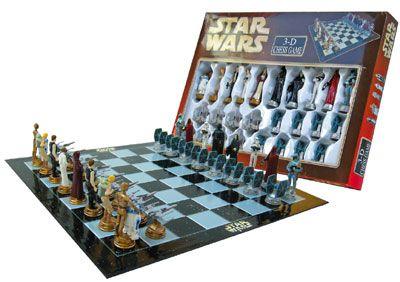 """""""Juego deAjedrez Star Wars 3D para Coleccionistas o Decorativo """"  Juego de ajedrez Star Wars, creado con los personajes de la mitica serie de peliculas. Una forma divertidisima de jugar al ajedrez o para todos los coleccionistas de Star Wars o para ponerlo de decoracion en casa.   #3D #Guerra de las Galaxias #juego de ajedrez #Juego de Ajedrez de las Guerras de las Galaxias #Star Wars"""