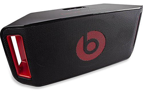 Beats by Dr. Dre Beatbox Portable 2 Wireless Bluetooth Speaker (Certified Refurbished)  Streams audio from Bluetooth-enabled devices  Supports SBC, AAC, NFC, and Apt-X Bluetooth codecs  Wireless range: up to 30ft.  This Certified Refurbished product is manufacturer refurbished, shows limited or no wear, and includes all original accessories plus a 90 day warranty.