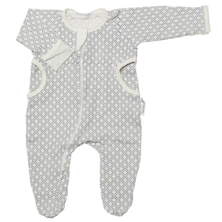 Organic Cotton Growsuit