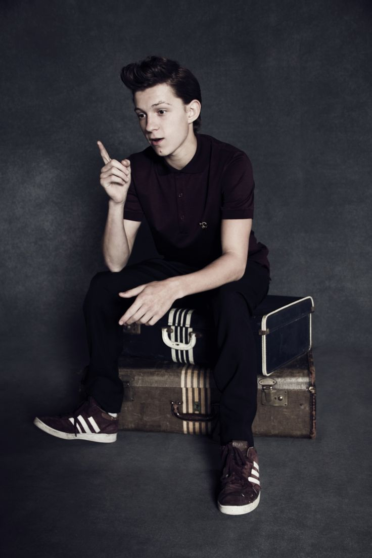 Actor Tom Holland...he is so cute!!!