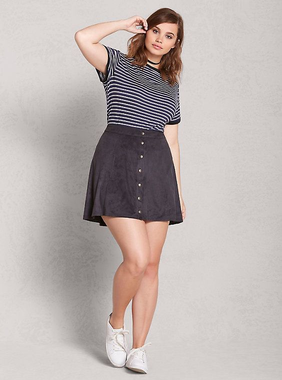 Perfect Skirt Plus Size Outfits 5 Best Outfits  Curvyoutfitscom