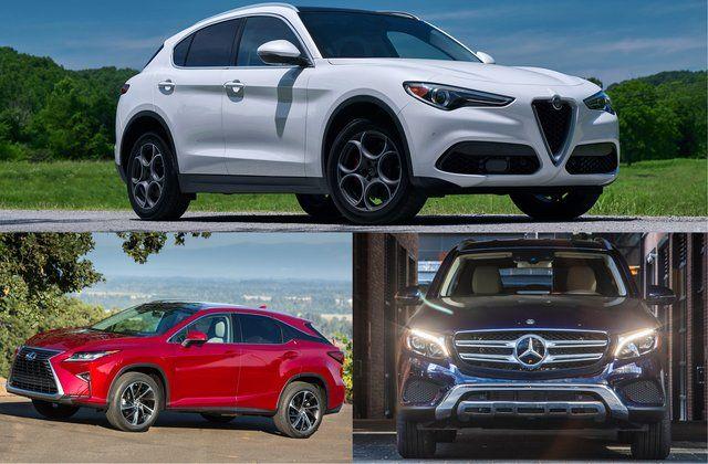 12 Best Luxury Suv Leases In October 2018 Us News Suv Lease Luxury Suv Suv
