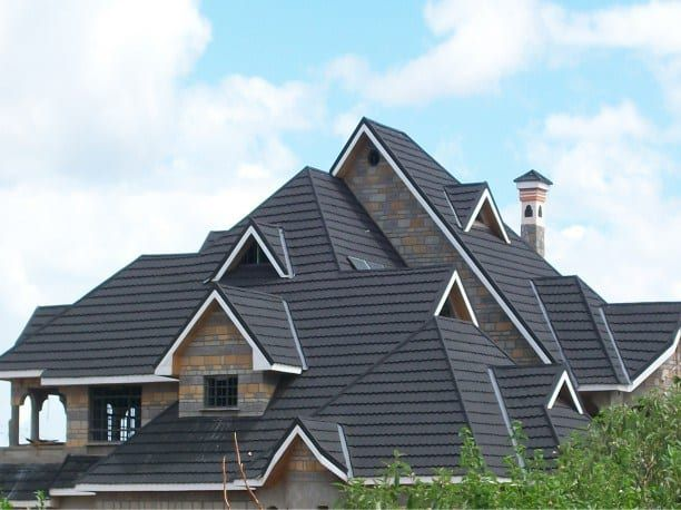 Gable Roof Designs In Kenya In 2020 Gable Roof Design Roof Design Types Of Roofing Materials