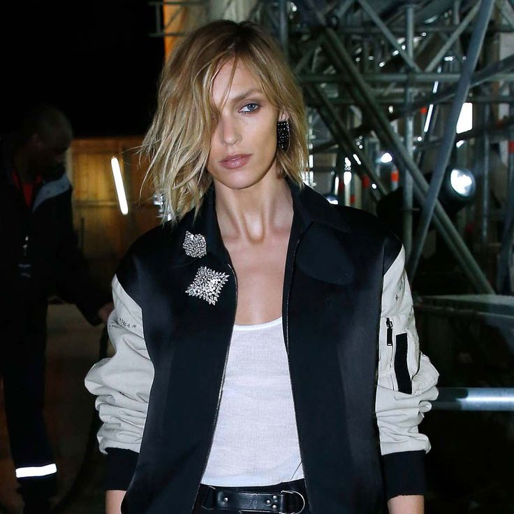 The Breakout Hair Trend That Stole the Saint Laurent Front Row