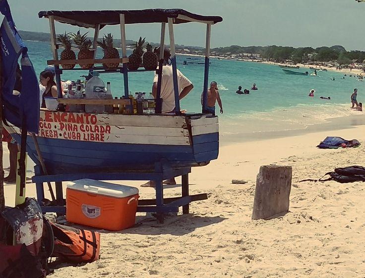 Isla Barú... A unos minutos de Cartagena- Colombia