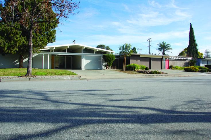 Fairwood, Sunnyvale, California, Joseph Eichler.