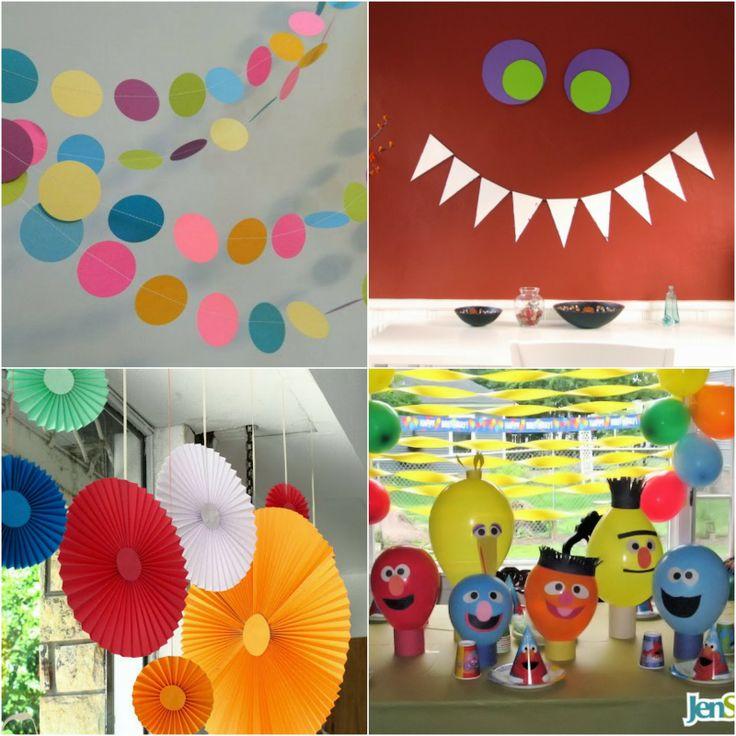 Preferenza Oltre 25 fantastiche idee su Primo compleanno decorazioni su  AV93