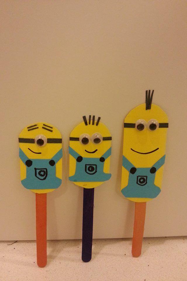 Minions art & craft