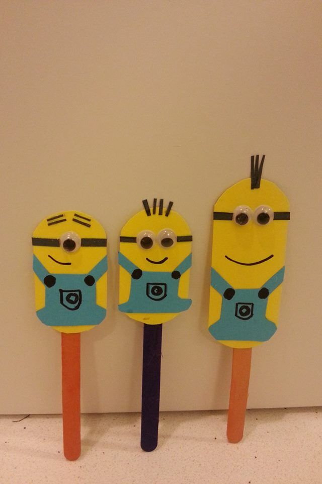 Minions art & craft