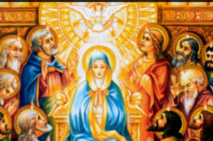 pentecost roman catholic