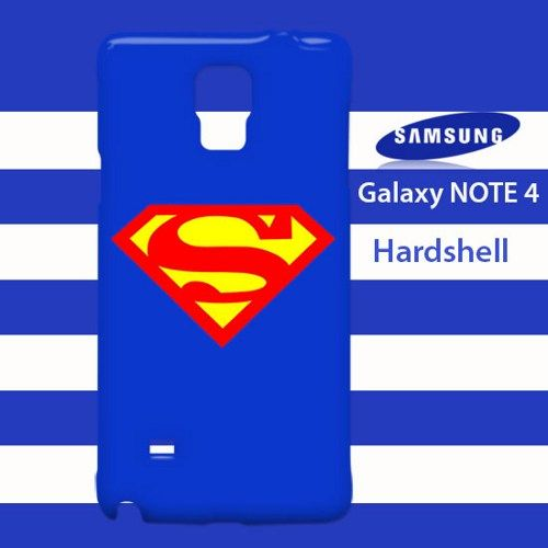 S Superman Man of Steel Logo Samsung Galaxy Note 4