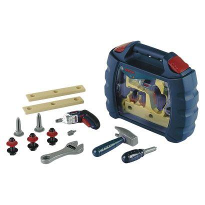 Carter-Theo Klein Bosch Tool Set Case with Ixolino