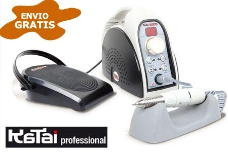 TORNO PROFESIONAL DE UÑAS KATAI 300S. ¡Gran calidad para los centros de uñas más exigentes!