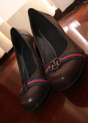 Sapato Tommy Hilfiger - Café Brechó Online - Comprar e Vender