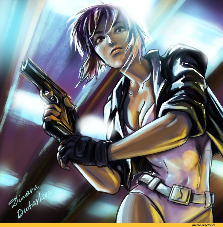 442 Best Motoko Kusanagi Images On Pinterest