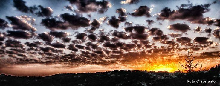 L'esercito di nuvole by Luigi  Di Leva on 500px