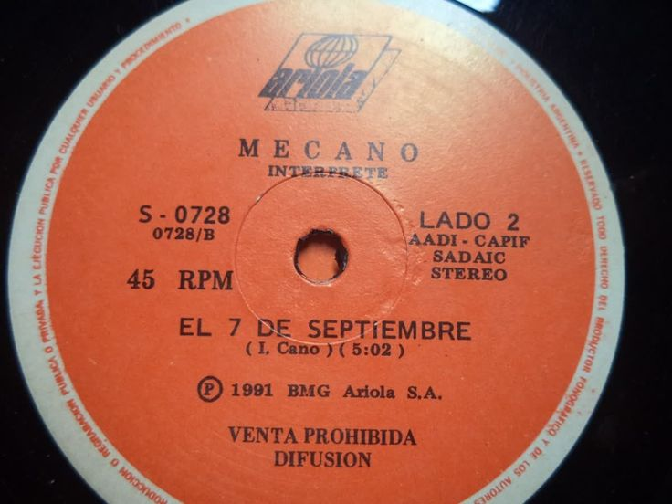 #7deSeptiembre es tendencia para compartir la famosa canción de Mecano. http://mexico.srtrendingtopic.com/trend/32120/2016-09-07/2016-09-07/7deseptiembre.html