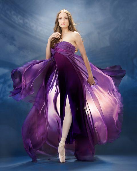 Julie Kent of the American Ballet Theatre.